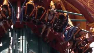 Falcon's Fury POV: Seth's 1st ride