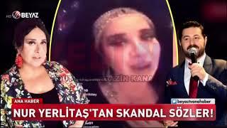 Ünlü Modacı Nur Yerlitaş Şehitlere Küfür Ediyor!!!