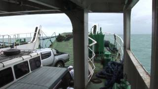 Philippines 2009 -- Scary Ferry 1