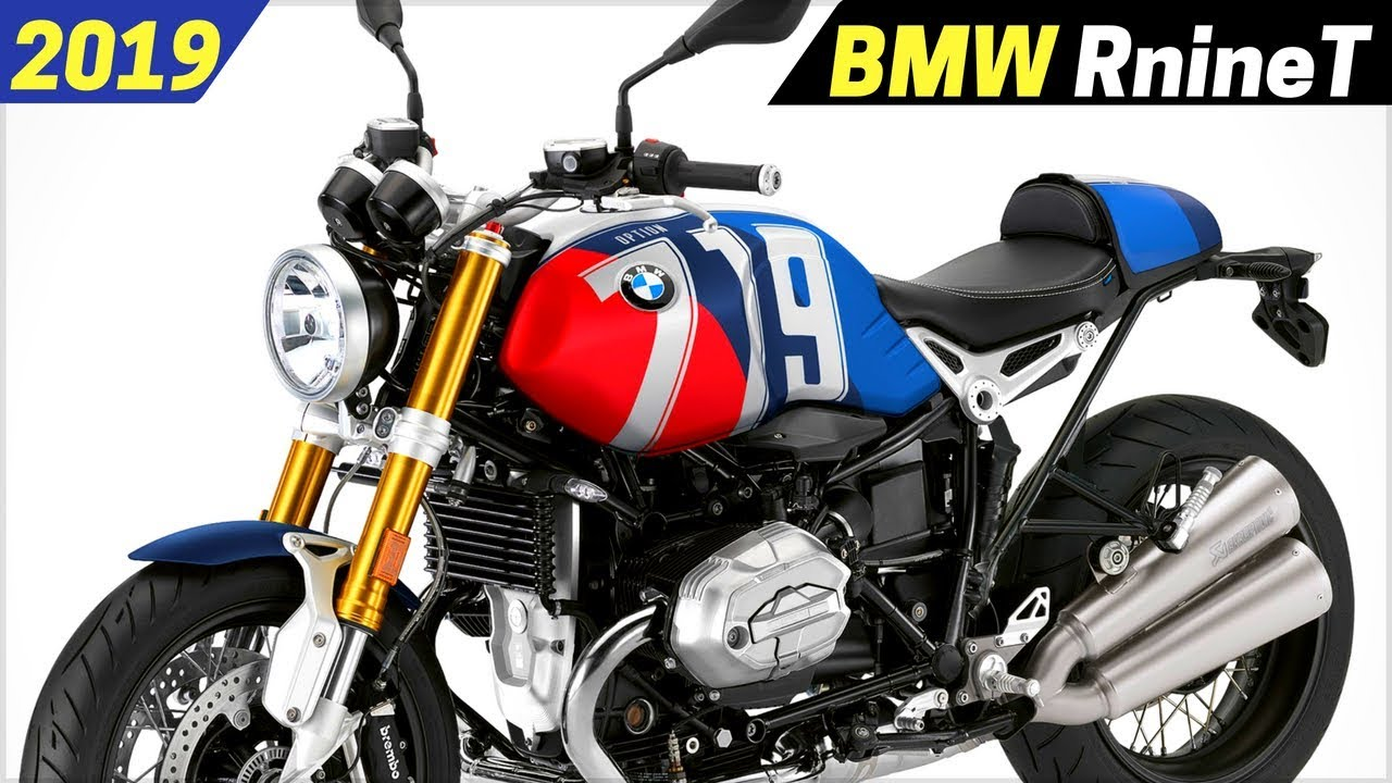 New 2019 Bmw R Ninet Announced With New Color Options And Features
