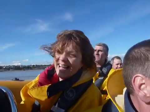 Cardiff Ultimate Fast Boat Trip