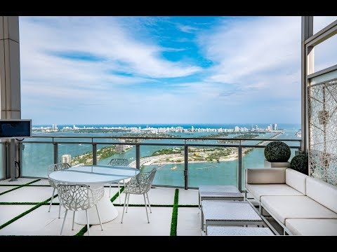 Marquis Penthouse | 1100 Biscayne Blvd #PH 6401 Miami, FL
