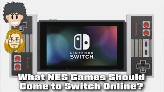 Future NES Games for Switch Online? #CUPodcast