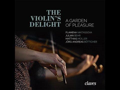 Georg Muffat (1653-1704) Sonata Violino solo D-Dur / Plamena Nikitassova, Violin