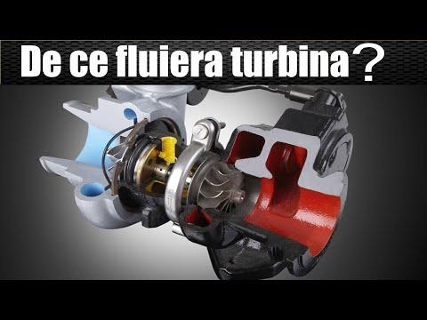 De ce fluiera turbina?