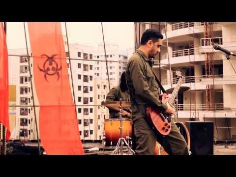 Cryptic Fate - Akromon Official Music Video 2013  UNCENSORED
