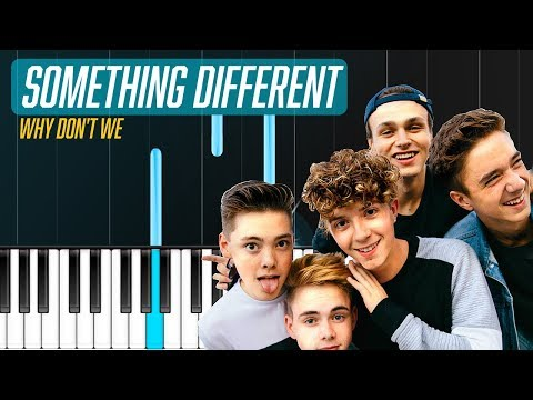 Why Don't We -