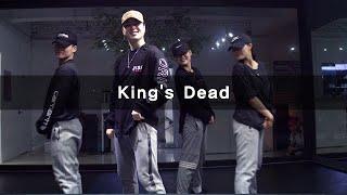 Jay Rock Kendrick Lamar Future James Blake King 39 S Dead Choreography Chemi