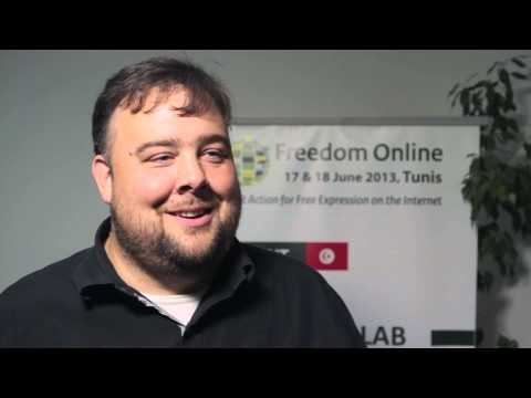 #404 Lab_Aaron Huslage of II Lab on Hackers and Internet Freedom in Tunisia