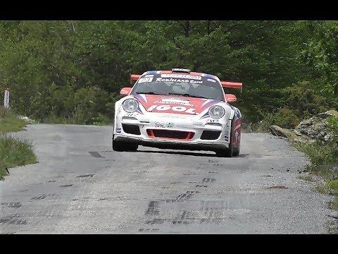 53e Rallye d'Antibes 2018 Jour 2 [HD]