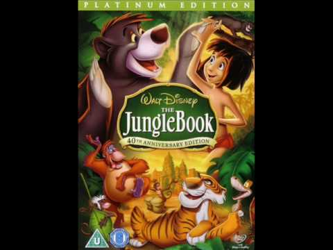 The Jungle Book Soundtrack- The Bare Necessities