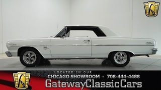 1964 Chevrolet Malibu Gateway Classic Cars Chicago #775