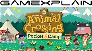 Animal Crossing: Pocket Camp is Out Right Now! (iOS & Android)