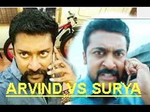 Arvind vs surya looks like actor surya youtube arvind vs surya looks like actor surya altavistaventures Image collections