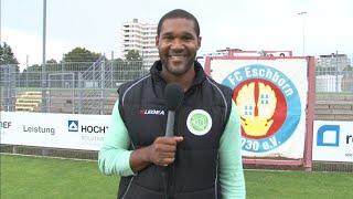 3Ecken1Elfer - 1.FC Eschborn - SV Wehen Wiesbaden U23_15.08.14