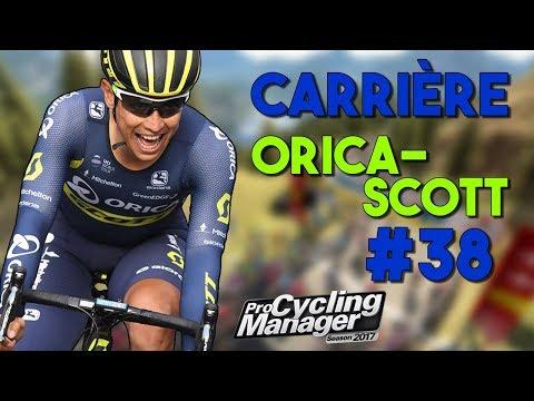 PRO CYCLING MANAGER 2017 - CARRIÈRE ORICA-SCOTT #38 : A.Yates dans la légende !