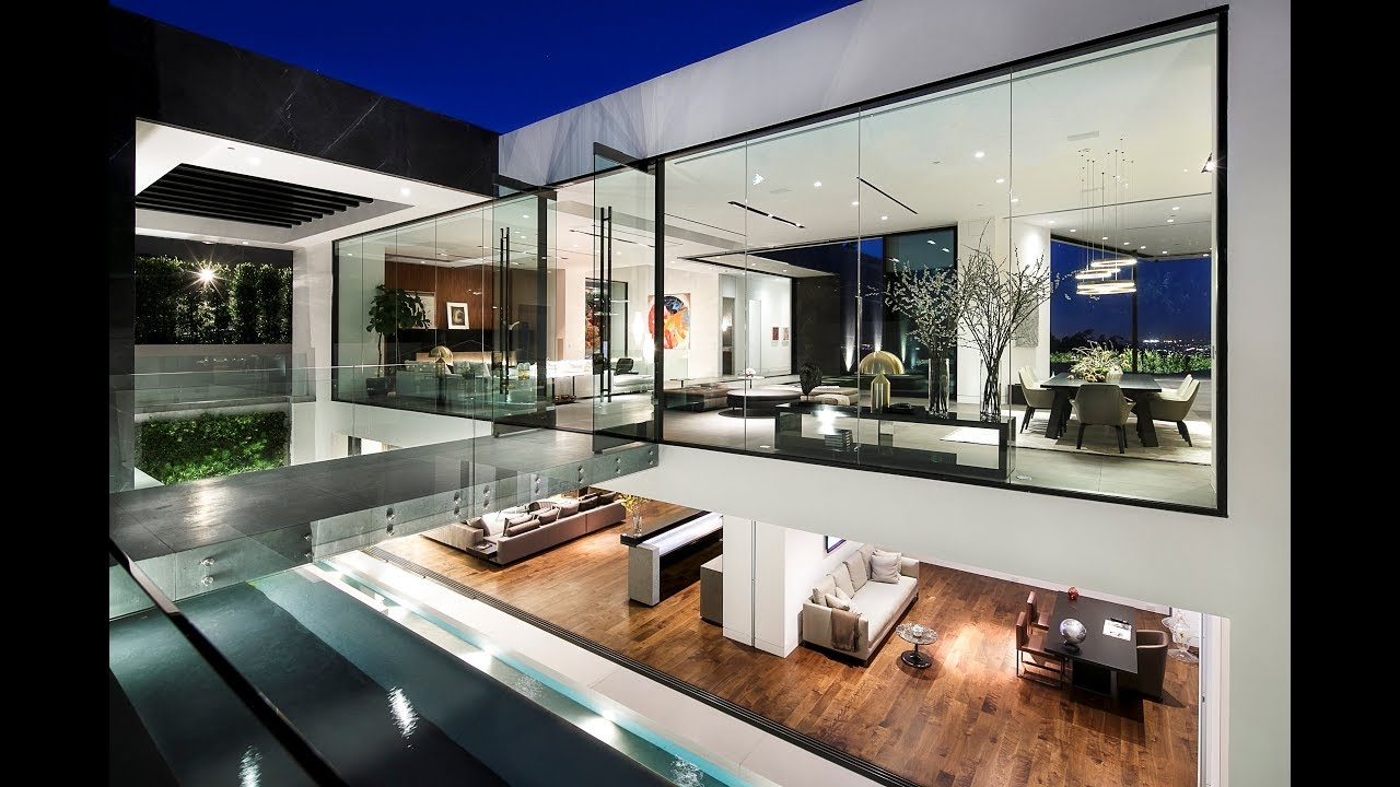 Calvin Klein Home 1442 Tanager Way Los Angeles Ca