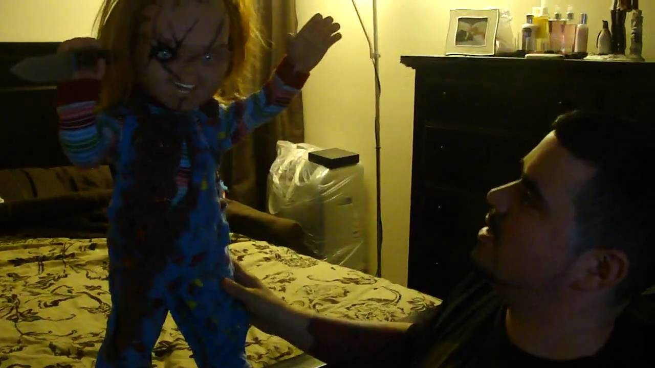 Seed Of Chucky Life Size Doll Prop Replica By Sideshow Collectibles