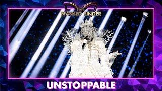 Koningin - 'Unstoppable'   The Masked Singer   VTM