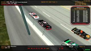 NNSCRA CRUNCH Pro Series Southern 500 Final Practice