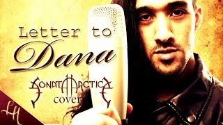 SONATA ARCTICA LETTER TO DANA cover by LEANDRO HLADKOWICZ karaoke on Tony Kakko