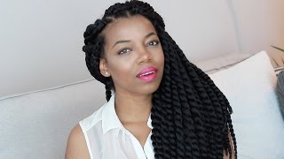 MY CROTCHET HAVANA TWISTS! | DANI