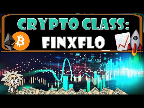 CRYPTO CLASS: FINXFLO | DETAILED WHITEPAPER REVIEW | TRADER BENEFITS | TRANSPARENT TEAM INFORMATION