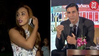 Iulia wants to produce films with salman khan | akshay disappointed with the ratings of his tv show