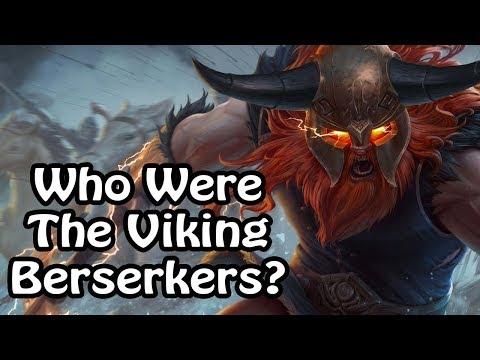 Who Were The Viking Berserkers? (Viking History Explained)