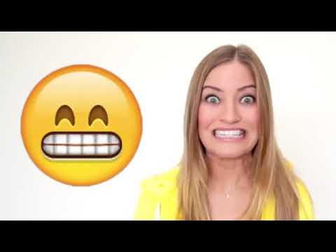 Emoji Faces in real life. So funny