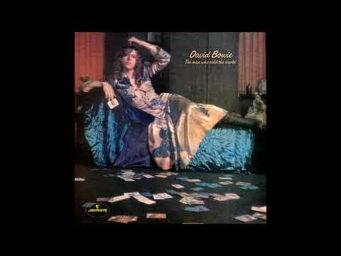 David Bowie - The Man Who Sold The World Full Album 1970