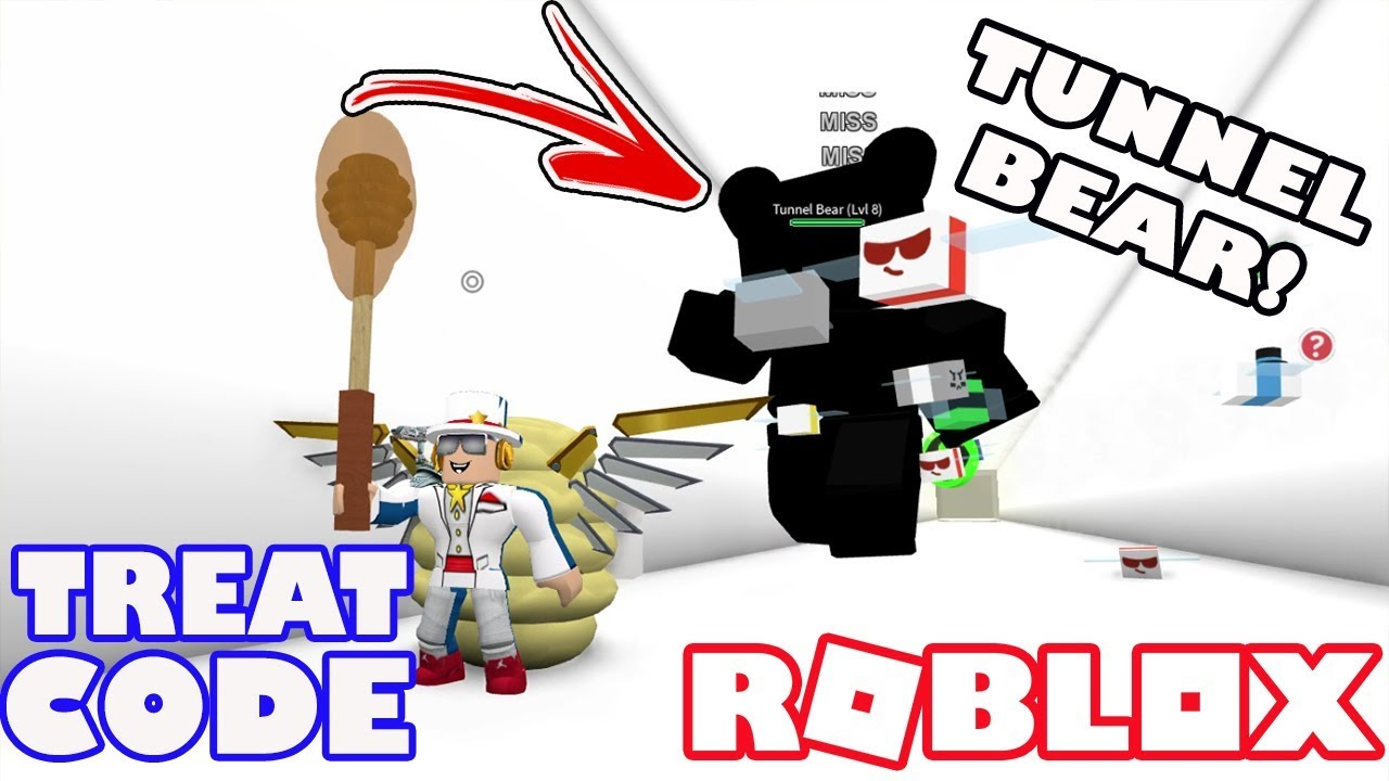 New Treat Code *SECRET* Tunnel Bear and Ant Minigame - Bee Swarm Simulator  2018 NEW UPDATE - Roblox
