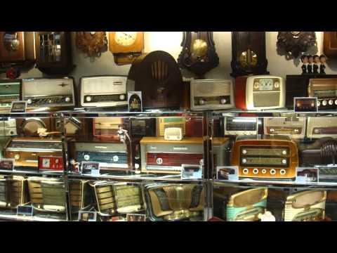 古董收音機