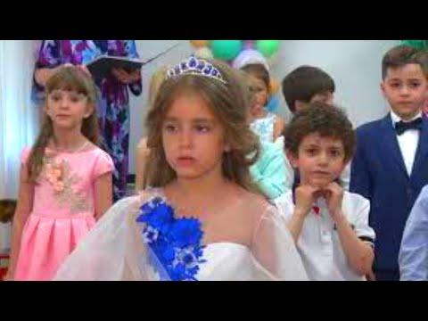 Прощай детский сад Здравствуй школа Детские стихи Выпускной в детском саду Kindergarten Ziminvideo