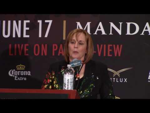 Salty Kathy Duva BLASTS Andre Ward's Family & Friends. Ward vs Kovalev HoopJab Boxing