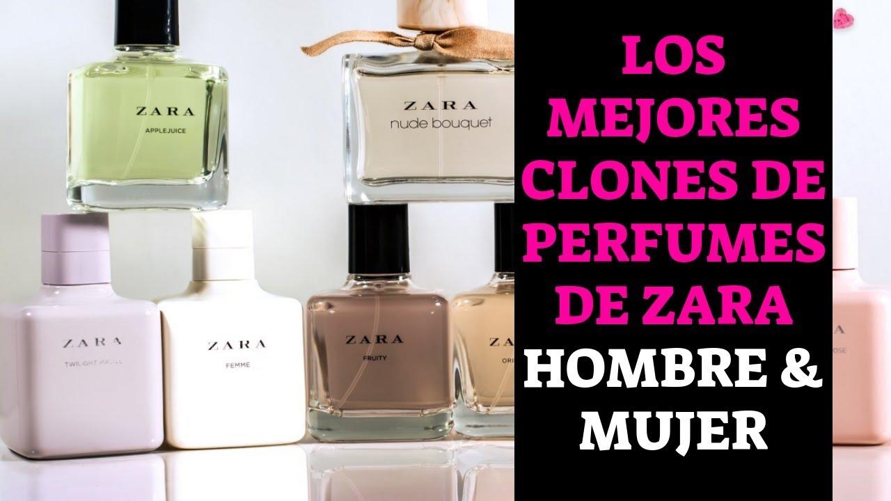 Perfumes Y De 2019Mujer Equivalencias Clones Hombre Zara WYEDI29H