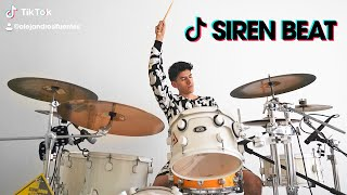 SIREN BEAT (Savage Love - Laxed) - Jason Derulo, Jawsh 685  | Drum Cover