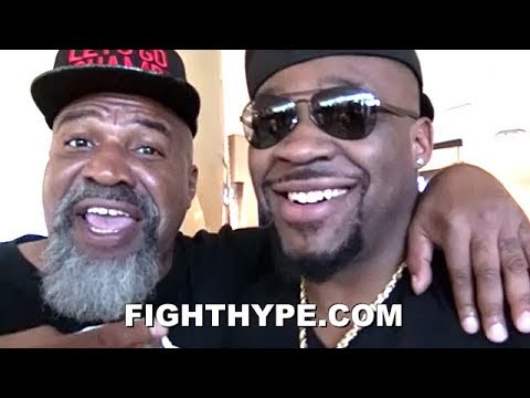 JARRELL MILLER & SHANNON BRIGGS CRACK JOKES ON WILDER, FURY, JOSHUA, WHYTE & MORE: CHILL CHAMP