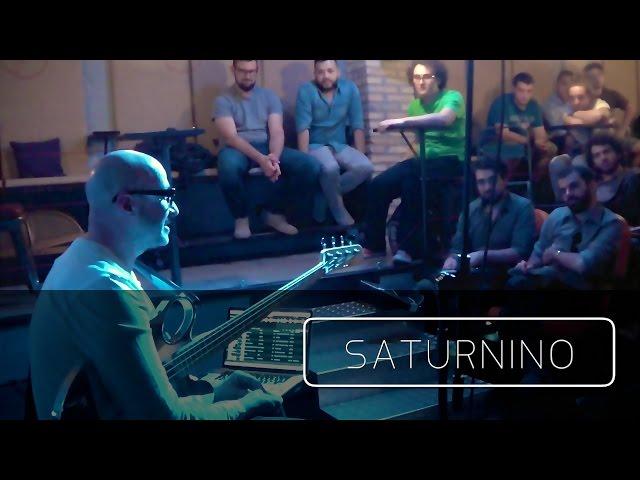 Saturnino - master class live@urbana47 - 2014