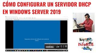 Cómo Configurar un Servidor DHCP en Windows Server 2019 cмотреть видео онлайн бесплатно в высоком качестве - HDVIDEO