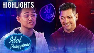 Lance Busa - Top 6 Mentoring Session | Live Round | Idol Philippines 2019