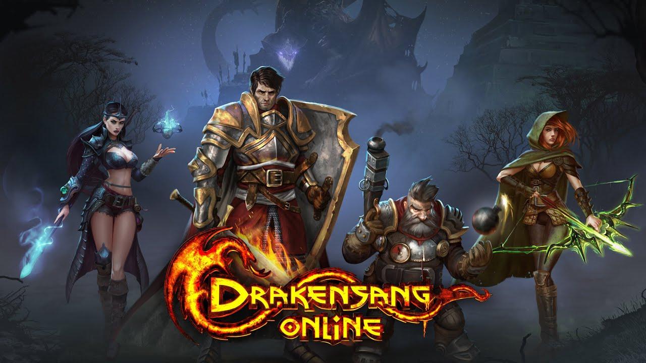 Dso Drakensang Online Rise Of Balor Lor Tac Official Trailer Youtube
