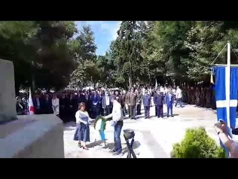 «Προδότη, για 30 αργύρια πουλήσατε τη Μακεδονία» -Αγρια υποδοχή Κουρουμπλή στις Σέρρες