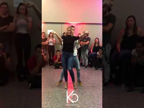 Kiko & Christina @ Afro Latins Zurich / Bachata Sensual / DJ Khalid ft. Johandy - Culpables
