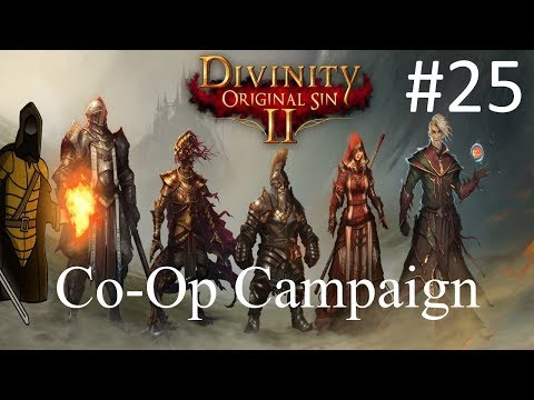 Ifan has a reputation - Divinity: Original Sin 2 - Let's Play #25 [Co-Op][Tactician Mode]
