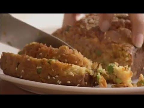 Savoury semolina cake recipe indian food made easy bbc youtube forumfinder Gallery