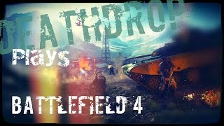 Battlefield 4: Multiplayer Gameplay - Casual IFV Combat Footage 01