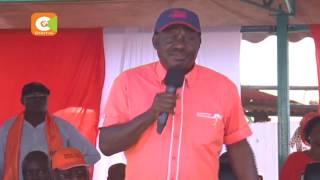 NIS registering Ethiopians, Ugandans as voters - Raila