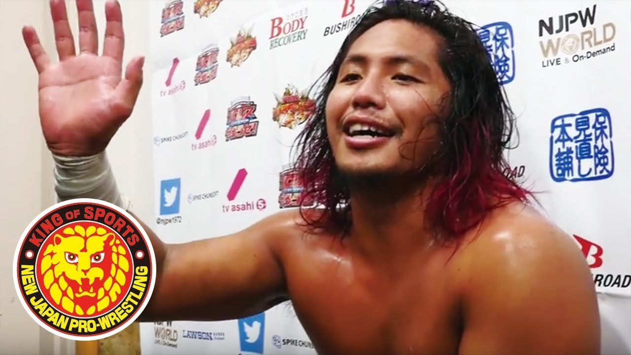 BEST OF THE SUPER Jr. 25 (June 3) - Post-match Interview [8th match]