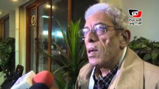 داوود عبد السيد: «مفيش حاجة في مصر واخدة حريتها»